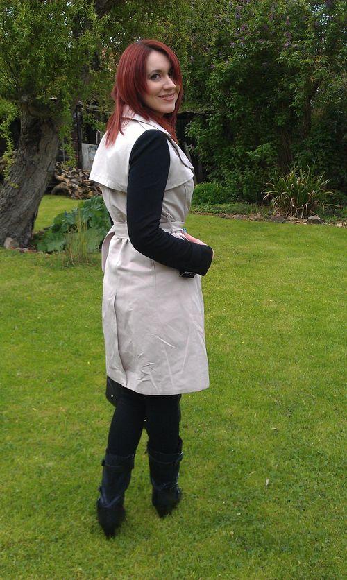 Roksanda Ilincic Edition trench coat
